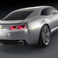 Chevrolet Camaro Concept 2 Hd Wallpapers