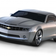 Chevrolet Camaro Concept 3 Hd Wallpapers
