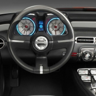 Chevrolet Camaro Convertible Concept Interior Hd Wallpapers