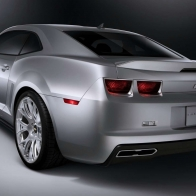 Chevrolet Camaro Jay Leno Rear View Hd Wallpapers