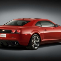 Chevrolet Camaro Ls7 Concept 2 Hd Wallpapers