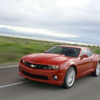 Chevrolet Camaro Ss 2010 Wallpaper
