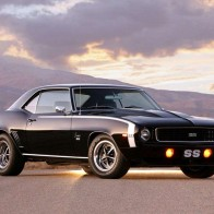 Chevrolet Camaro Ss 396 I Wallpaper