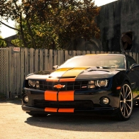 Chevrolet Camaro Ss Hd Wallpapers