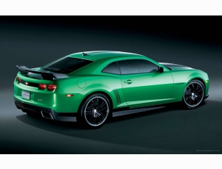 Chevrolet Camaro Synergy 2 Hd Wallpapers