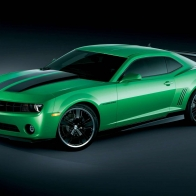 Chevrolet Camaro Synergy Hd Wallpapers