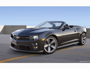 Chevrolet Camaro Zl1 Convertible 2013 Hd Wallpapers