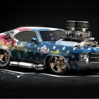 Chevrolet Chavelle Ss Hd Wallpapers