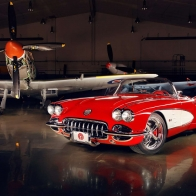 Chevrolet Corvette 1959 Pogea Racing 3 Hd Wallpapers