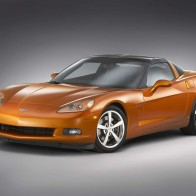 Chevrolet Corvette 2008 Wallpaper