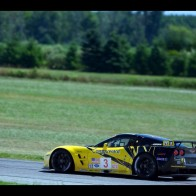 Chevrolet Corvette C6 R Gt2 Duo 2009 Wallpaper