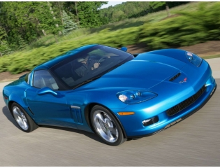 Chevrolet Corvette Grand Sport 2010 Wallpaper