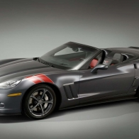 Chevrolet Corvette Grand Sport Heritage Hd Wallpapers