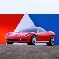 Chevrolet Corvette Moray Concept Wallpaper
