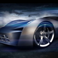 Chevrolet Corvette Stingray Concept 2 Hd Wallpapers
