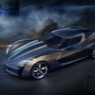 Chevrolet Corvette Stingray Concept Hd Wallpapers