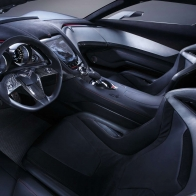 Chevrolet Corvette Stingray Concept Interior Hd Wallpapers