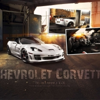 Chevrolet Corvette Wallpaper
