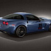Chevrolet Corvette Z06 Carbon Limited Edition 2011 Wallpaper