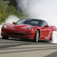 Chevrolet Corvette Zr1 2009 Wallpaper