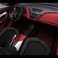 Chevrolet Gpix Coupe Concept Interior Hd Wallpapers