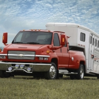Chevrolet Kodiak C4500 2006 Wallpaper
