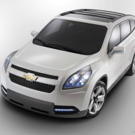 Chevrolet Orlando Show Car Hd Wallpapers