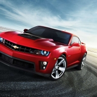 Chevrolet Red Wallpaper