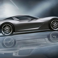 Chevrolet Sting Ray Concept 2009 Hd Wallpapers