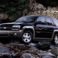 Chevrolet Trailblazer Wallpaper