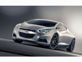 Chevrolet Tru 140s Concept 2013 Hd Wallpapers