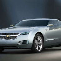 Chevrolet Volt Concept 2 Hd Wallpapers