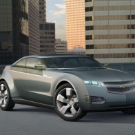 Chevrolet Volt Concept Wallpaper