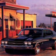 Chevy Chevelle Ss Wallpaper