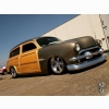 Chevy Woody Wagon Wallpaper