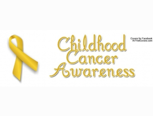 Childhood Cancer Awareness Cover