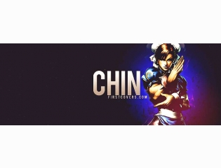 Chin Streetfighter Cover