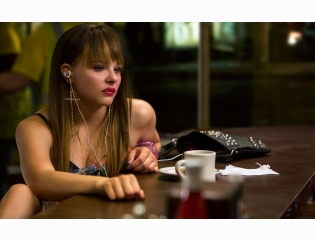Chloe Moretz In The Equalizer