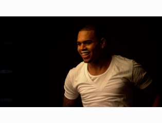 Chris Brown Smile Wallpaper