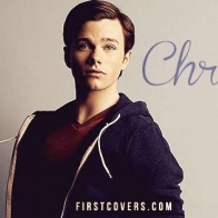 Chris Colfer Cover