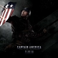 Chris Evans In Captain America 2011 Wallpapers