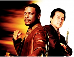 Chris Tucker And Jackie Chan Wallpaper