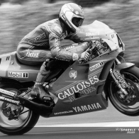 Christian Sarron 1989 Wallpaper