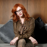 Christina Hendricks 1 Wallpapers