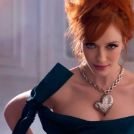 Christina Hendricks 4 Wallpapers