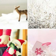 Christmas Collage Cover