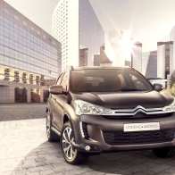 Citroen C4 Aircross 2012 Hd Wallpapers