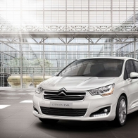 Citroen C4 L 2012 Hd Wallpapers