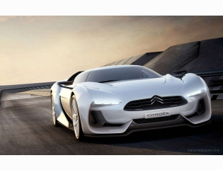 Citroen Gt 3 Hd Wallpapers