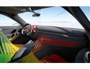 Citroen Hypnos Interior 2 Hd Wallpapers